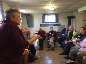 IYMC Peace and Social Concerns meets at Bear Creek