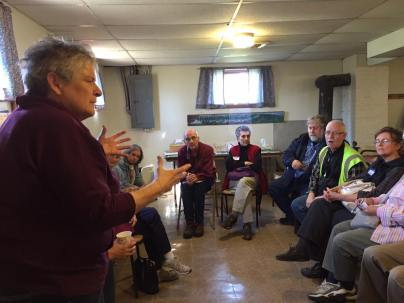 IYMC Peace and Social Concerns meets at Bear Creek