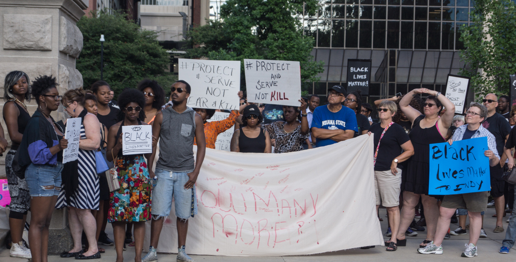 Targeting Blm As Scapegoat Quakers Social Justice And
