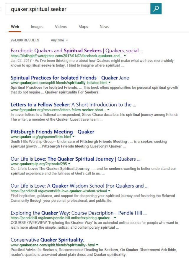 google-quaker-spiritual