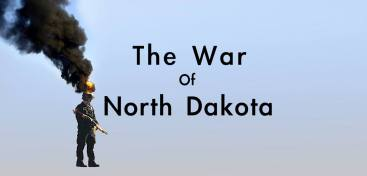 war in north dakota