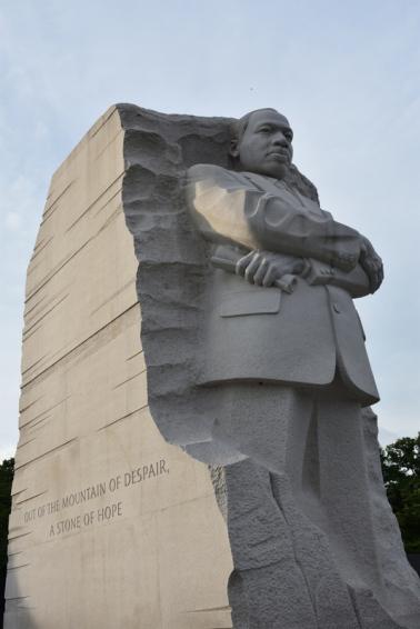 Martin Luther King, Jr memorial