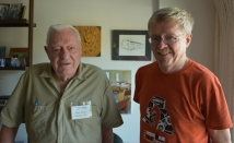 Don and David Mott