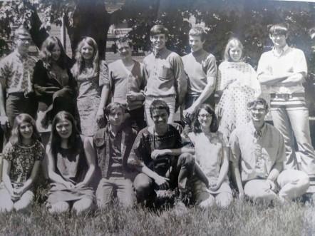 Scattergood Friends School Class of 1970