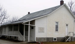 Bear Creek meetinghouse