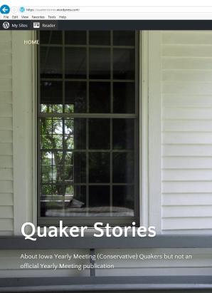 quakerstories