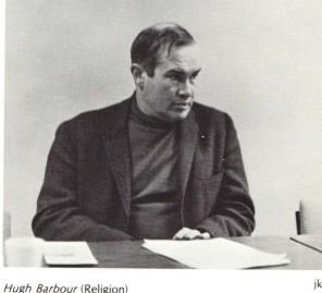 Hugh Barbour
