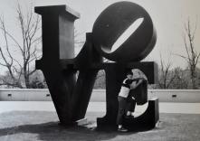 Jeff Johnson at Indiana;olis Museum of Art
