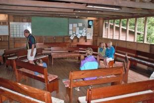 Monteverda, Costa Rica Quaker meetinghouse