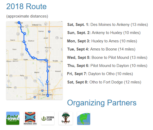 2018 route