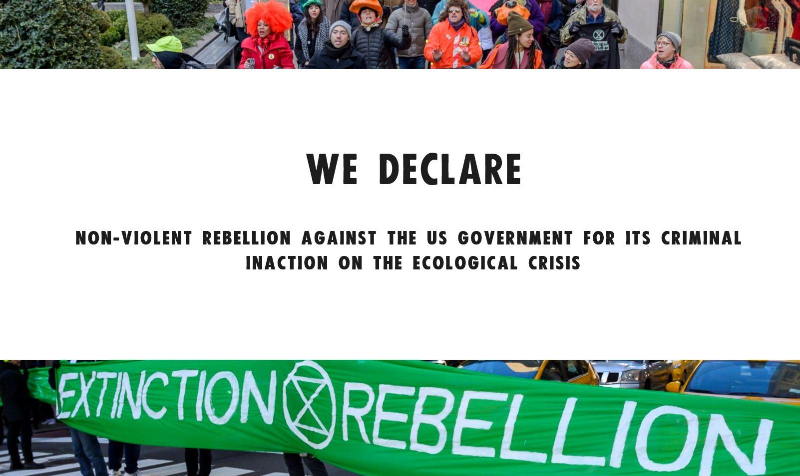 extinction rebellion - photo #2